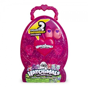 ihocon: Hatchimals CollEGGtibles Collector's Case with 2 Exclusive Hatchimals CollEGGtibles