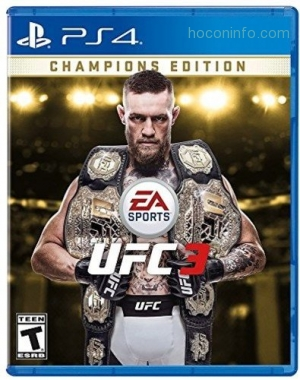 ihocon: EA SPORTS UFC 3 Champions Edition - PlayStation 4
