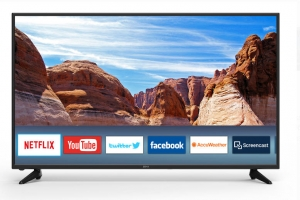 ihocon: Seiki 60 Class 4K Ultra HD (2160p) Smart LED TV (SC-60UK850N)超高清智能電視