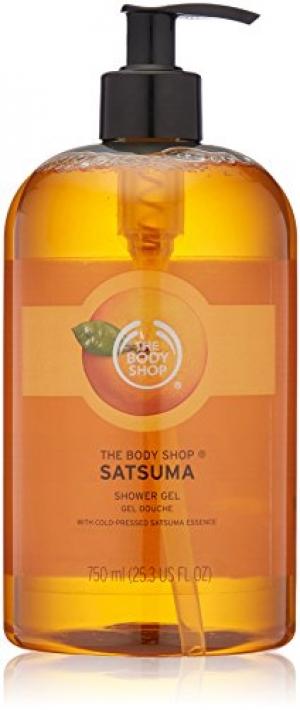 ihocon: The Body Shop Satsuma Shower Gel, 25.3 Fl Oz沐浴乳