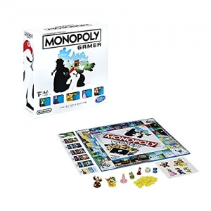 ihocon: Monopoly Gamer Collector's Edition桌遊