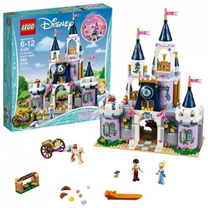 ihocon: LEGO Disney Princess Cinderella's Dream Castle 41154 Building Kit