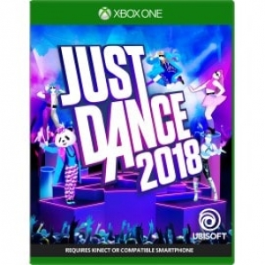 Just Dance 2018 for Xbox One $9.99免運(原價$59.99, 83% Off)