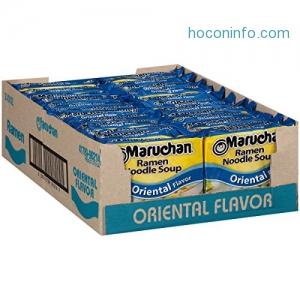 ihocon: Maruchan Flavor Ramen Noodles 拉麵 24包