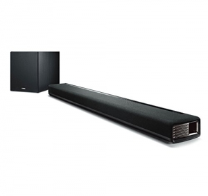 ihocon: Yamaha YAS-706 MusicCast Wireless Multiroom Sound Bar, Works with Alexa