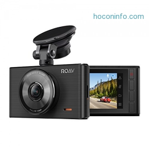 [Amazon今日 特價] Anker Roav C2 1080p Dash Cam 行車記錄器 $44.99免運(原價$119.99, 63% Off)