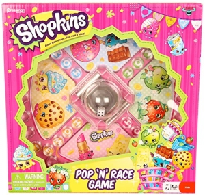 ihocon: Shopkins Pop 'N' Race Game桌遊