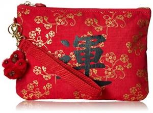 Kipling Zao Chinese New Year Wristlet中國新年手拿包 $25.50免運(原價$34, 25% Off)