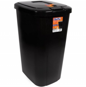 ihocon: Hefty Touch-Lid 13.3-Gallon Trash Can, Multiple Colors 垃圾桶