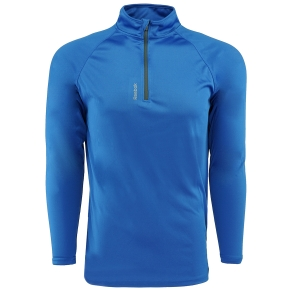 ihocon: Reebok Men's Play Dry 1/4 Zip Jacket- 多色可選