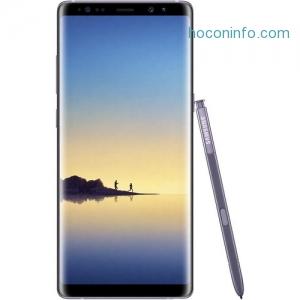 ihocon: Samsung Galaxy Note8 128GB Smartphone Unlocked SM-N950F