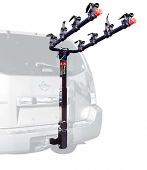 ihocon: Allen Sports DELUXE HITCH MOUNTED BIKE RACK 汽車自行車架