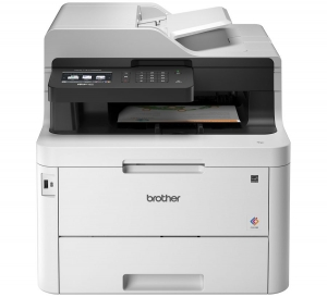 ihocon: Brother MFC-L3770CDW Wireless Color All-In-One Laser Printer, Scanner, Copier, Fax彩色多功能電射印表機(打印/掃瞄/影印/傳真)