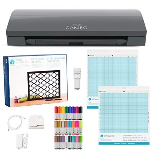 ihocon: Silhouette Slate Grey Cameo 3 Craft Bundle