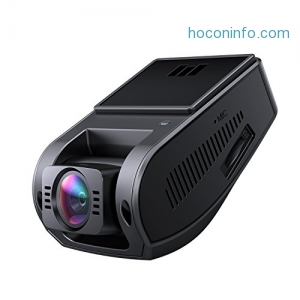 ihocon: Aukey 4K Car Dashboard Camera Recorder with HDR and 6-Lane 157-Degree Wide-Angle Lens行車記錄器