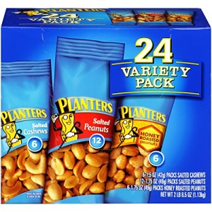 ihocon: Planters Nuts Variety Pack - 24 count