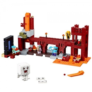 ihocon: LEGO 樂高 Minecraft 系列: The Nether Fortress 21122