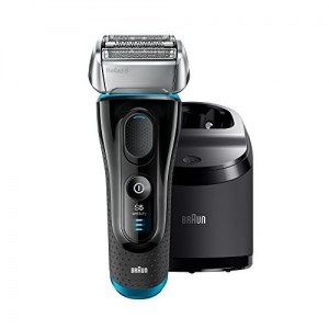 ihocon: Braun Electric Razor Series 5 5190cc, Rechargeable with Clean & Charge Station 男士電動刮鬍刀, 含充電清潔座