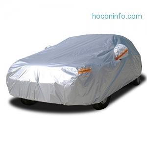 Kayme Car Covers Waterproof 汽車防水保護罩 $27.73免運(原價$39.96, 31% Off)