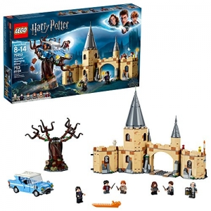 ihocon: 樂高哈利波特系列LEGO Harry Potter Hogwarts Whomping Willow Building Kit (753 Piece)