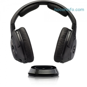 ihocon: Sennheiser RS 160 Digital Wireless Headphones with Transmitter 無線耳機