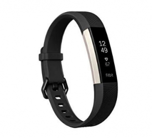 ihocon: Fitbit FB408SBKL Alta HR Activity Tracker & Heart Rate Monitor (Black)