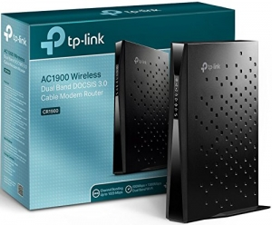 ihocon: TP-Link AC1900 DOCSIS 3.0 (24x8) High Speed Cable Modem Router