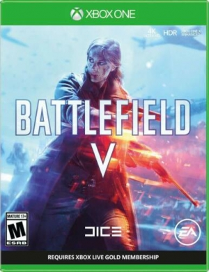 ihocon: EA Battlefield V for Xbox One