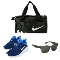 ihocon: Nike Men's Active Bundle - 3色可選