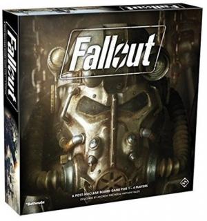 ihocon: Fantasy Flight Games Fallout Board Game