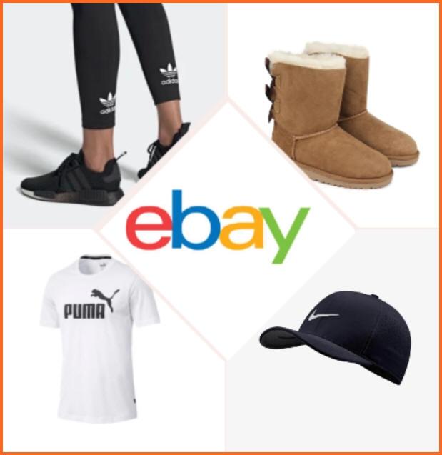 [美國省錢秘笈] eBay購物必看 – 衣服, 鞋子, 配件篇