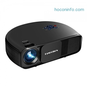 ihocon: TANGCISON Home Projector Video LED Projector家庭劇院投影機