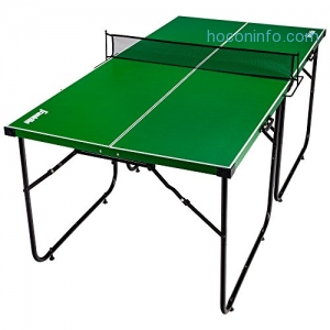 ihocon: Franklin Sports Official Height Mid Size Table Tennis Table簡易型桌球桌