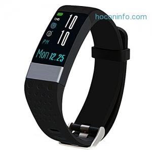 ihocon: Kasmer Activity Tracker Smart Wristband with Heart Rate Monitor智能心率監控運動手環/手錶