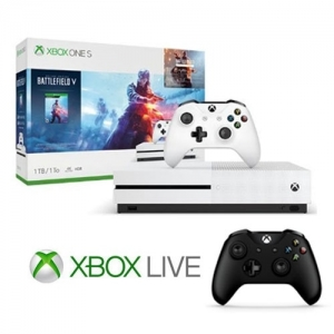 ihocon: Xbox One S Battlefield console + Extra wireless controller + 6 months Xbox Live   戰場控制台+額外無線控制器+ 6個月