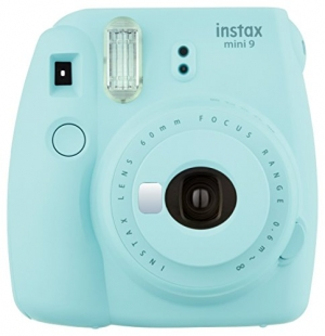 ihocon: Fujifilm Instax Mini 9 - Ice Blue Instant Camera 即可拍相機- 多色可選