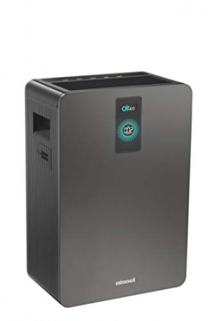ihocon: Bissell air400 Air Purifier with HEPA Filter and CirQulate System, Grey, 24791  400空氣淨化器/空氣清淨機