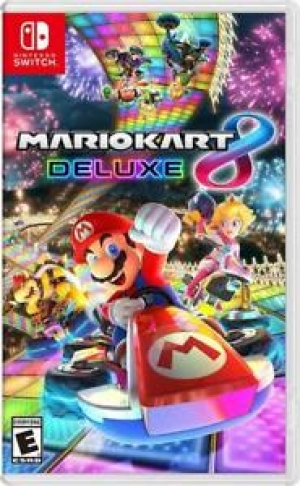 ihocon: Mario Kart 8 Deluxe Nintendo Switch遊戲