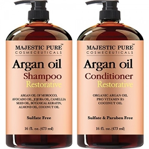 ihocon: Majestic Pure Argan Oil Shampoo and Conditioner