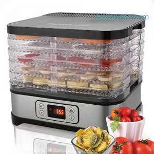 ihocon: Electric Food Dehydrator 食物乾燥機