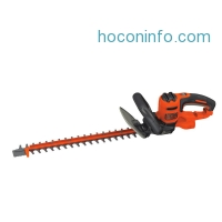 ihocon: BLACK+DECKER 20 in. 3.8-Amp Corded Electric Hedge Trimmer