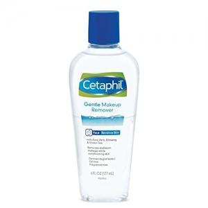 ihocon: Cetaphil Gentle Waterproof Makeup Remover, 6.0 Fluid Ounce 卸妝液