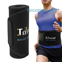 ihocon: Waist Trainer Ab Belt Waist Trimmer 腰帶