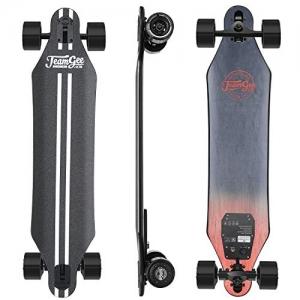 ihocon: Teemgee H5 37 22 MPH Top Speed Electric Skateboard 電動滑板(無線遙控)