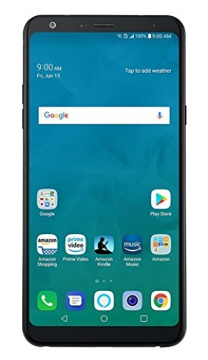 ihocon: LG Stylo 4 – 32 GB – Unlocked (AT&T/Sprint/T-Mobile/Verizon) – Aurora Black – Prime Exclusive Phone
