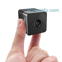 ihocon: Conbrov T33 1080p Mini Home Security Camera迷你攝影機
