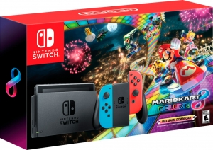 [2019 Black Friday黑五特賣開始] Nintendo Switch 折扣一覽!
