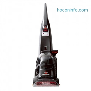 ihocon: BISSELL DeepClean Lift-Off Deluxe Upright Pet Carpet Cleaner Machine, 24A4洗地毯機