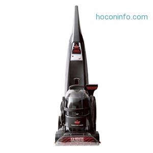 ihocon: BISSELL DeepClean Lift-Off Deluxe Upright Pet Carpet Cleaner Machine, 24A4洗地毯機