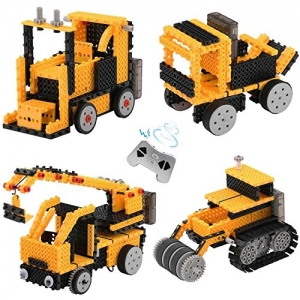 ihocon: Toyard 240-Piece Remote Control Truck Building Set遙控組合積木